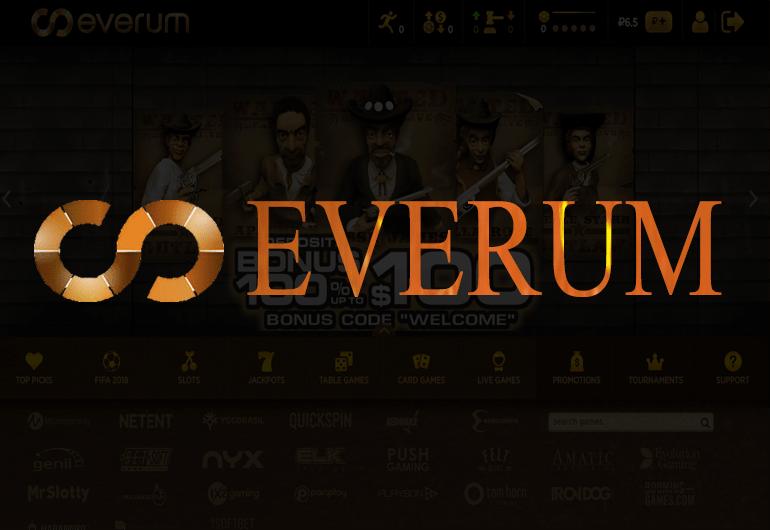 Онлайн казино everum зеркало - YouTube