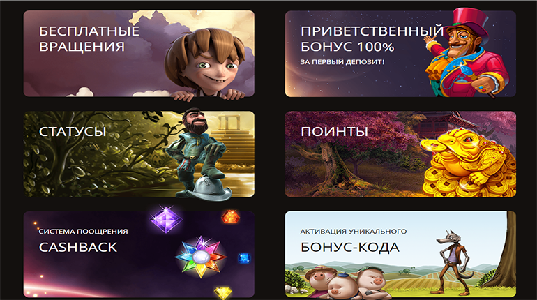 бонус поинты в playfortuna