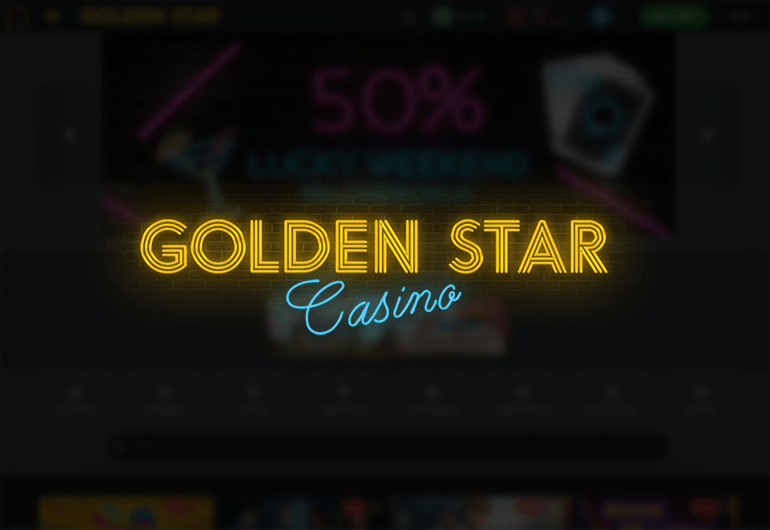 golden star казино зеркало